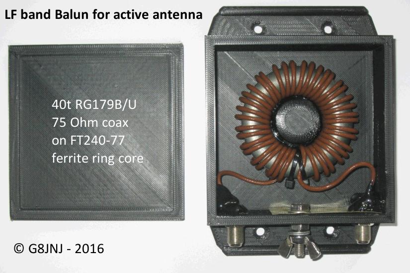 MARTIN - G8JNJ - Active antennas